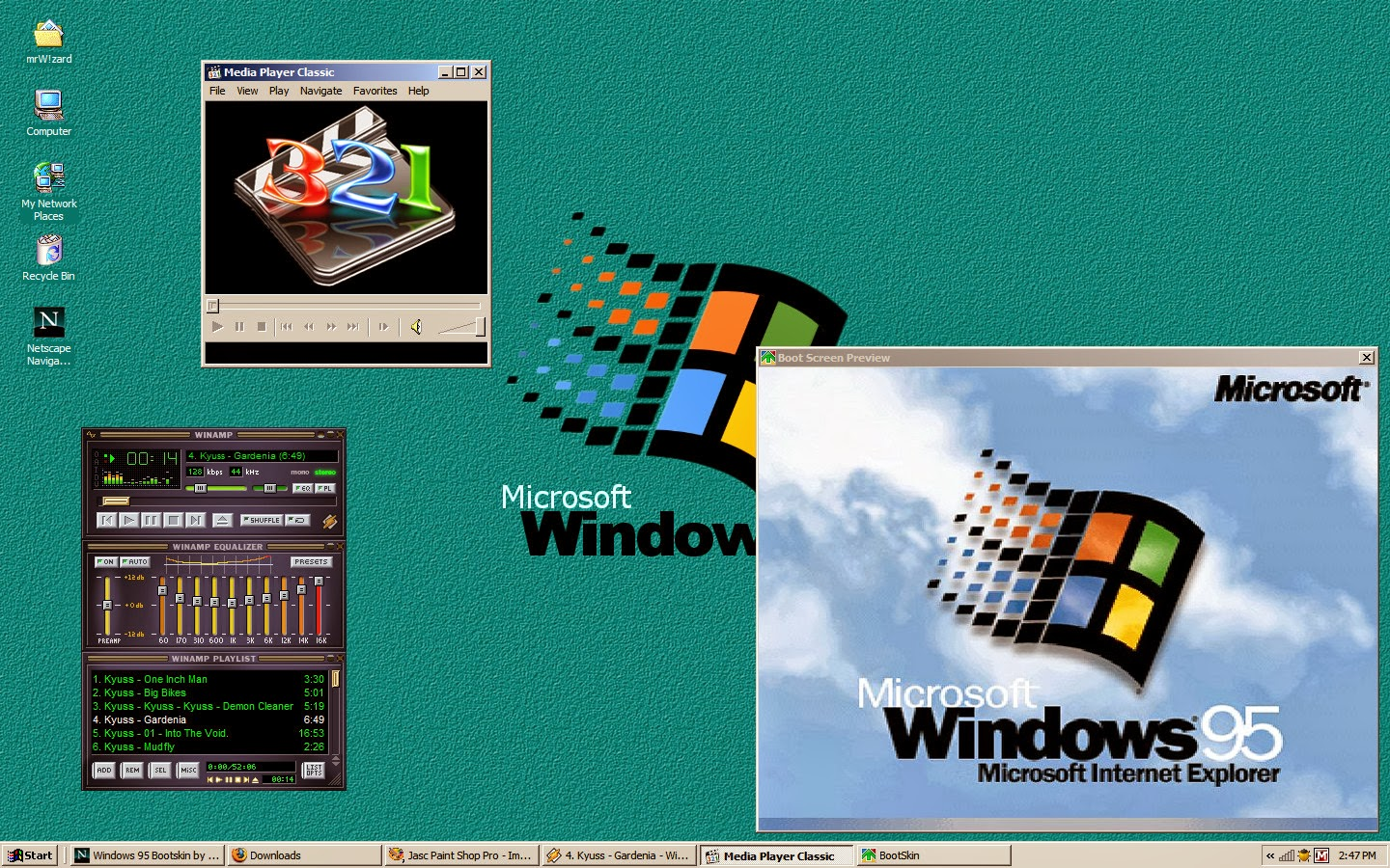 disquette de boot windows 95