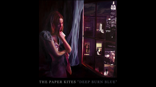 The Paper Kites Unveil New Single 'Deep Burn Blue'