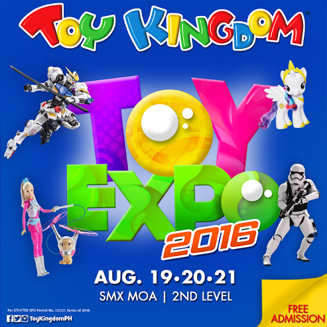 Toy Kingdom Toy Expo 2016