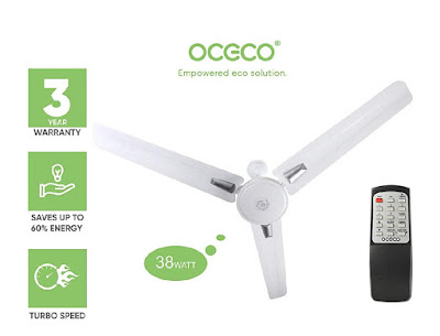 Best Remote Control Ceiling Fan