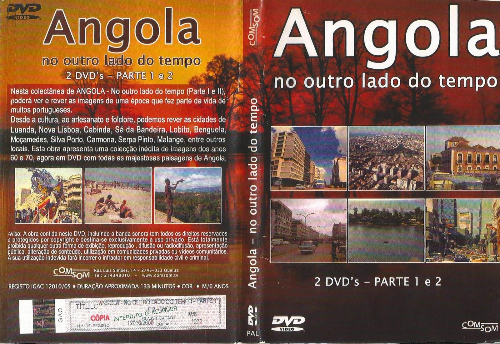 100 Angola Do Outro Lado Do Tempo