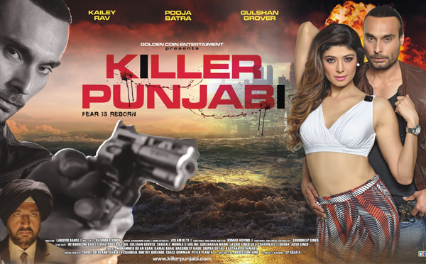 full cast and crew of Punjabi movie Killer Punjabi 2016 wiki, Lakhvir Bansi, Pooja Batra, Gulshan Grover Killer Punjabi story, release date, Actress name poster, trailer, Photos, Wallapper
