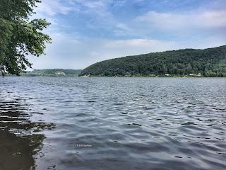 Susquehanna River in Marietta, PA