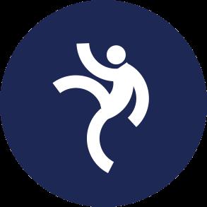 Icon Logo Karate Asian Games 2018