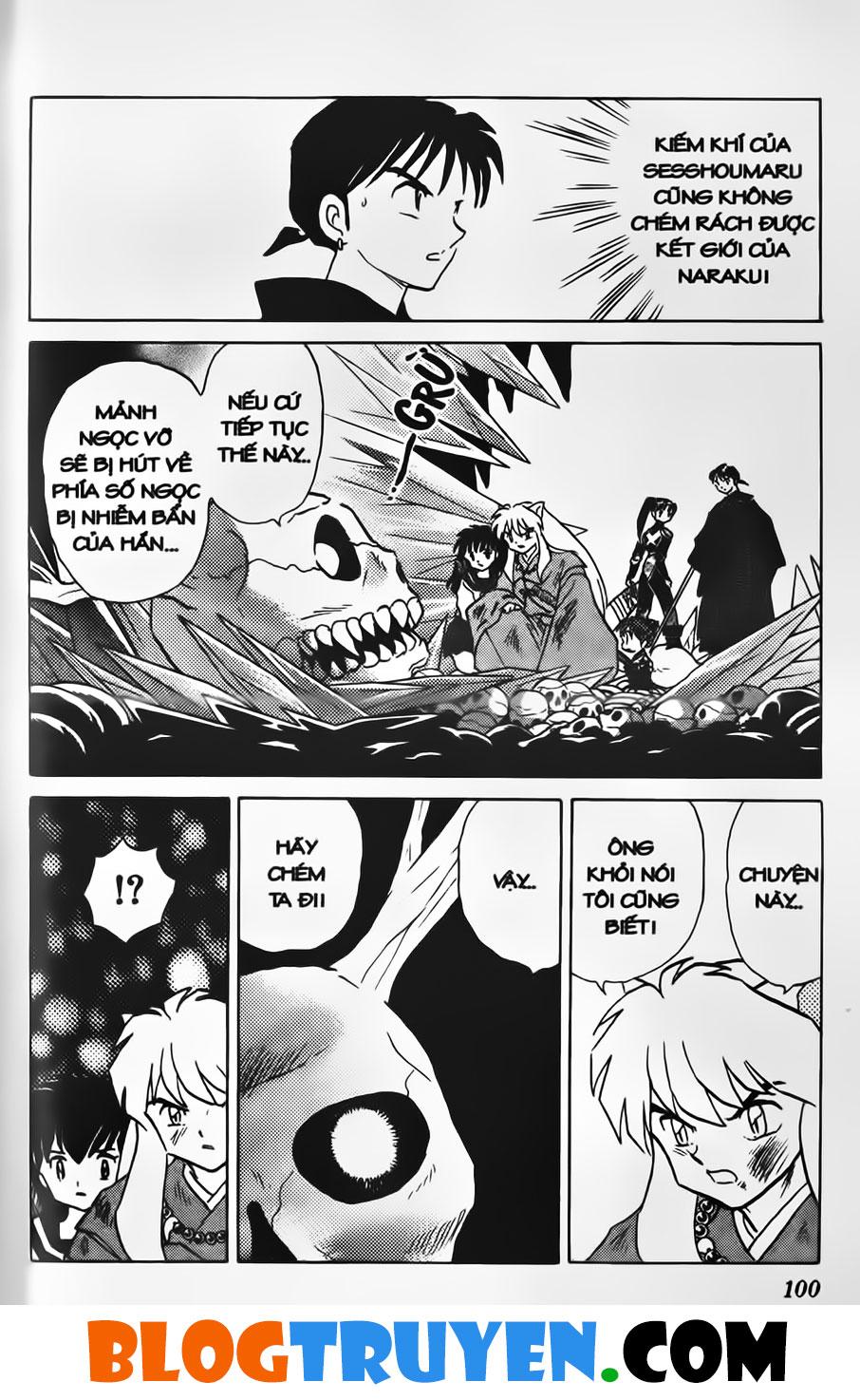 Inuyasha vol 33.6 trang 5