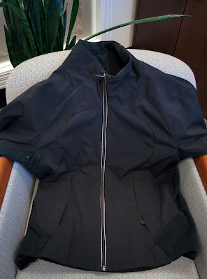 Photo of jacket front
