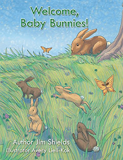Welcome, Baby Bunnies! Childrens Book by Jim Shields