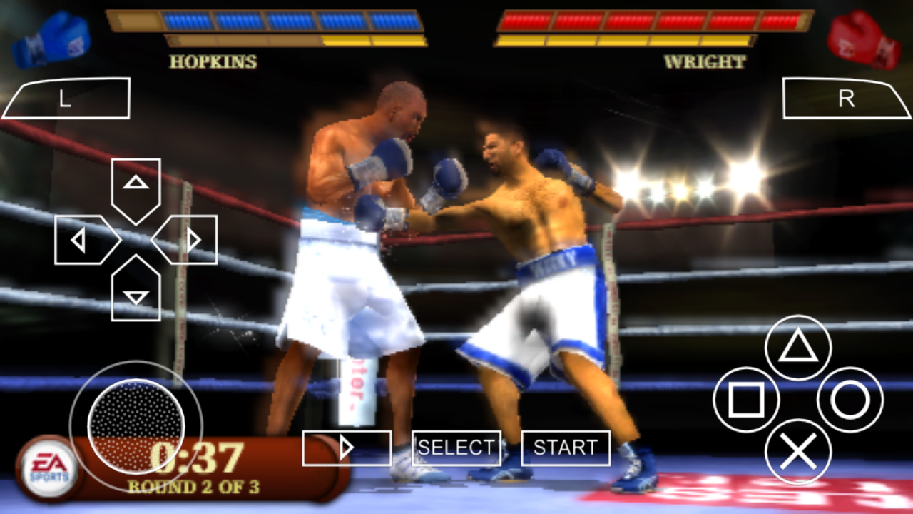 Fight Night Round 3 ISO for PPSSPP