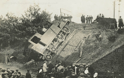 Accident In Surrey Today >> Postcards Then and Now: Camberley, Surrey, Railway ...
