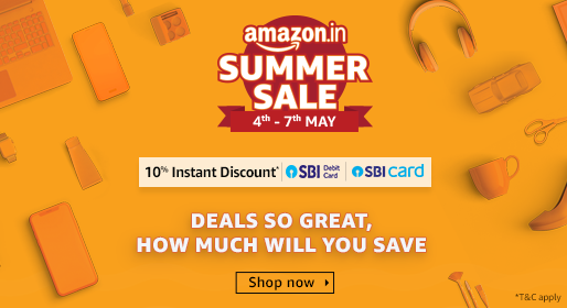 BEST  AMAZON SUMMER SALE  OFFERS
