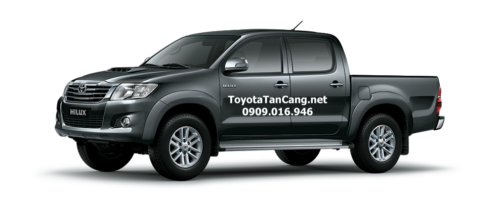 toyota hilux 2015 toyota tan cang 8 - Đánh giá Toyota Hilux 2015: Thách thức mọi chiếc xe bán tải - Muaxegiatot.vn