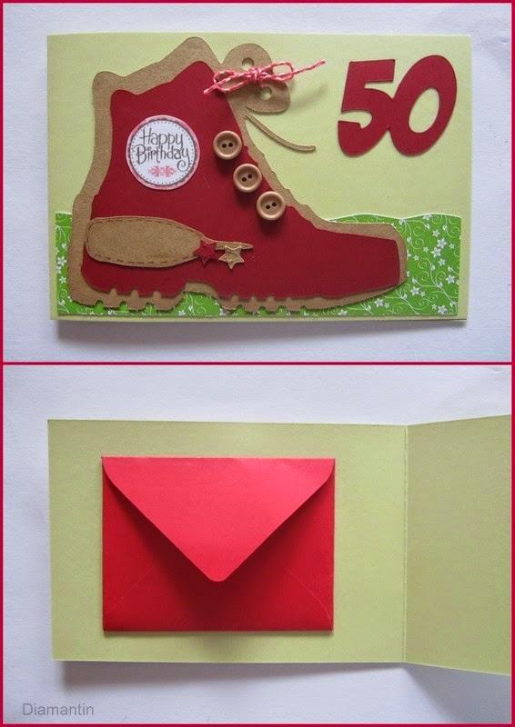 Geldgeschenke Verpacken 50 Geburtstag