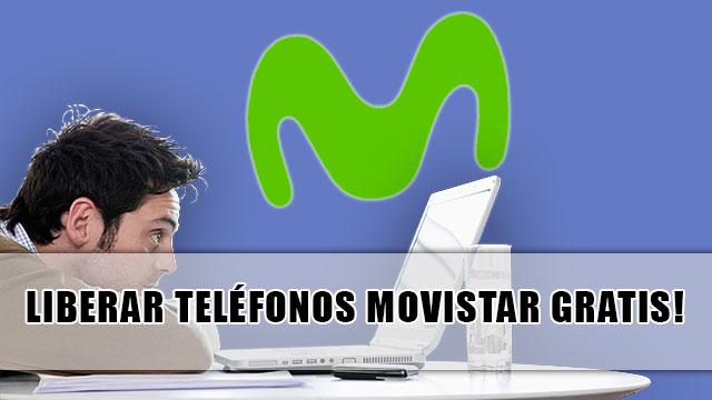 desbloquear cualquier teléfono Movistar totalmente gratis España