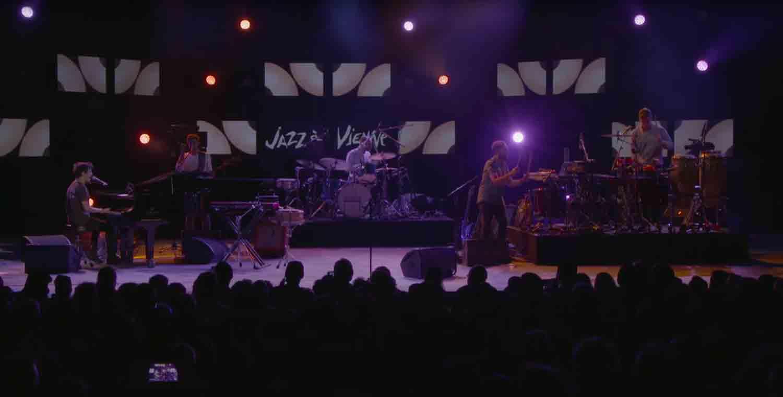 Jamie Cullum - festival de Jazz de Viena 2017