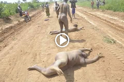 OMG! Really Shocking Video……See What Happened To These Ladies Your Going To Laugh After You Will Cry