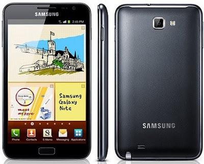 Harga Samsung Galaxy Note 1 Jutaan
