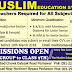 The Muslim Education System Peshawar Jobs