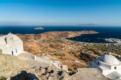 Chora-Serifos-Cyclades-Grece