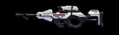Gambar Semua Senjata Sub Machine Free Fire Terbaru PNG Transparan 4