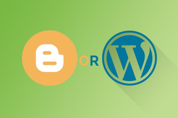 Mana Yang Bagus Blogger atau Wordpress