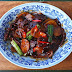 Stir-Fry Beef With Ginger And Scallion Rice Cakes Recipe