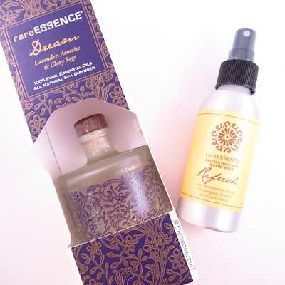 rareessence diffuser room spray - the beauty puff