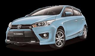 All New Toyota Yaris Harga Spesifikasi Lengkap