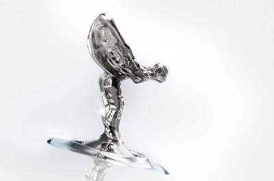 Rolls-Royce Dawn logo image