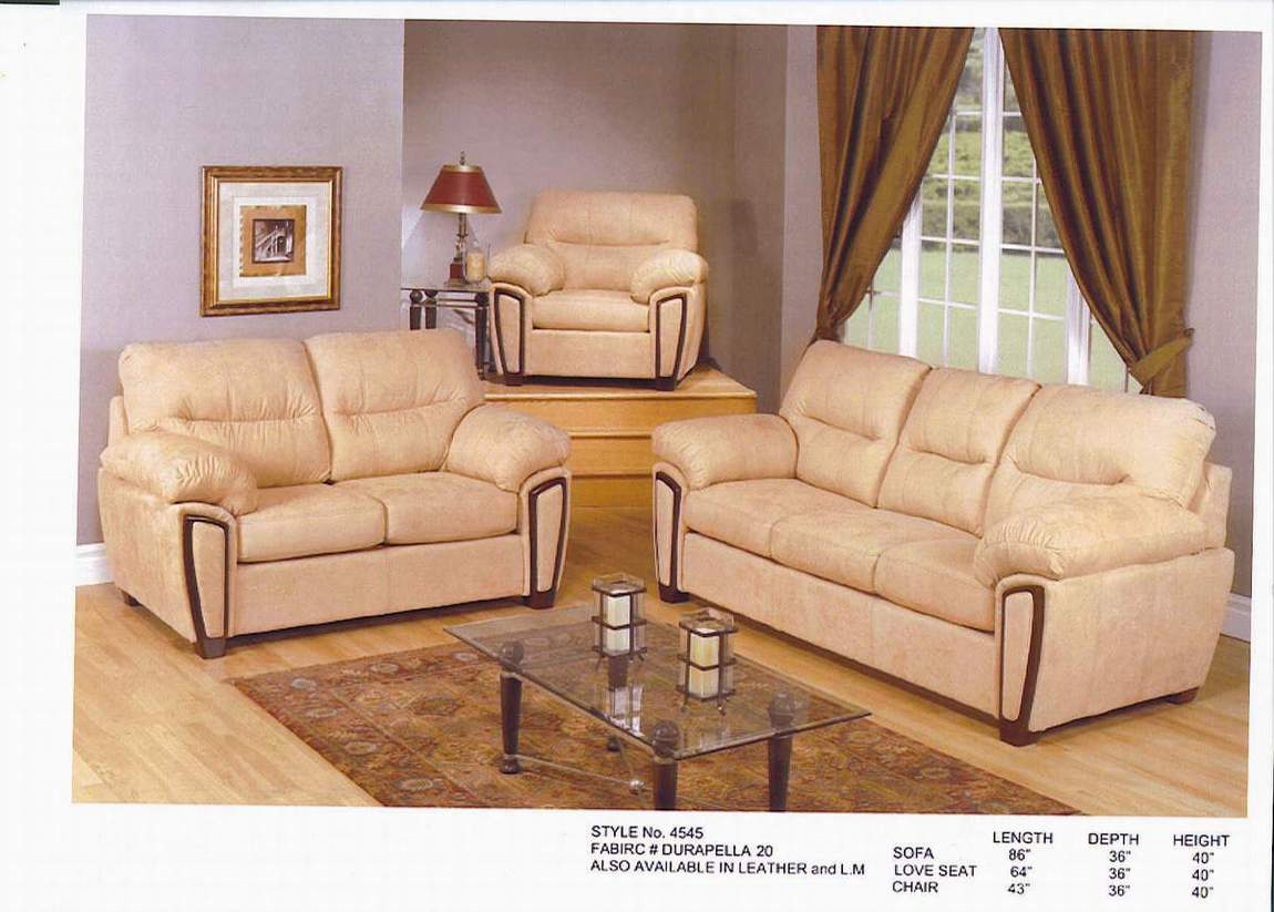 Magazine For Asian Women - Asian Culture Sofa Set -5280