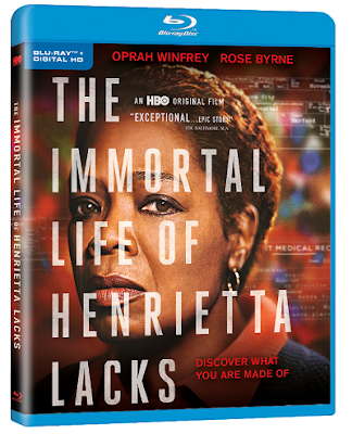 The Immortal Life of Henrietta Lacks - Movie DVD