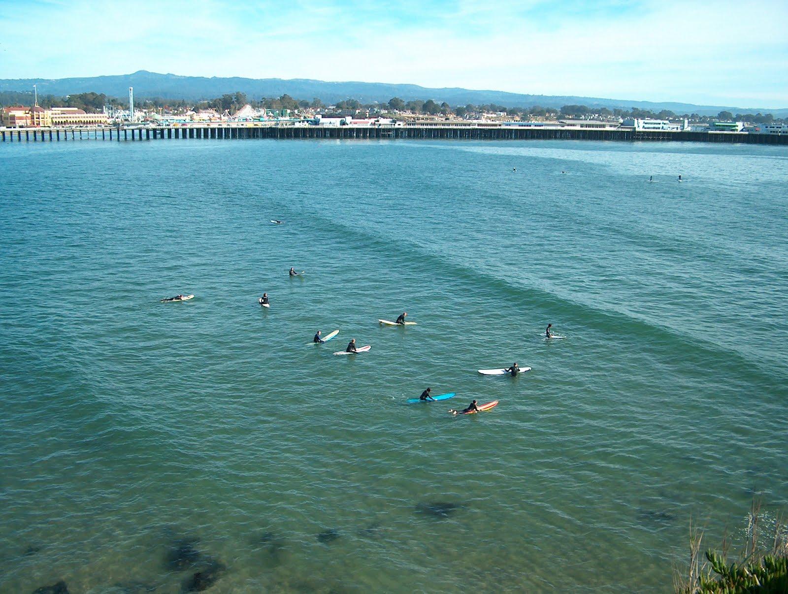 Cowell Beach Santa Cruz Ca The Best Beaches In World