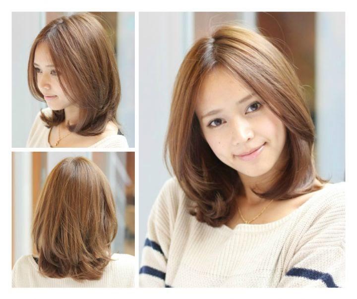 2015 女孩 換換髮吧 !選款適合自己的髮型吧!