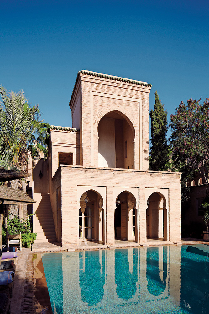 Design addict mom off the radar in taroudant morocco for Moroccan house design