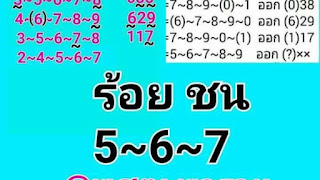 Thai Lottery Cut Down Win Tip For 16 June 2018