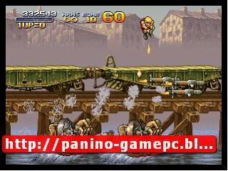 Metal Slug X (Mediafire) Free Download Game