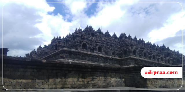 Candi Borobudur | adipraa.com