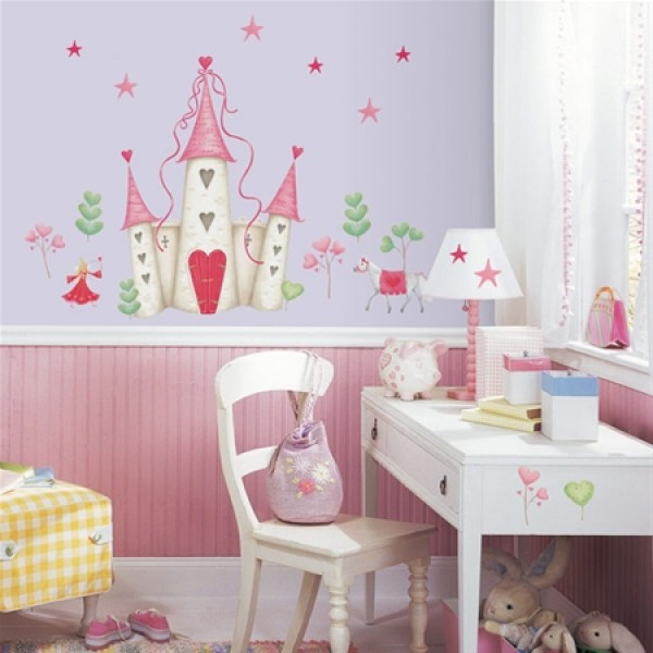Decoracion de princesas for Vinilos juveniles ikea