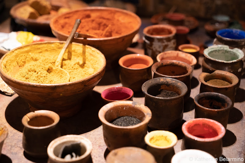 Rembrandt House Museum Paint Pigments Things to Do Amsterdam Vacation