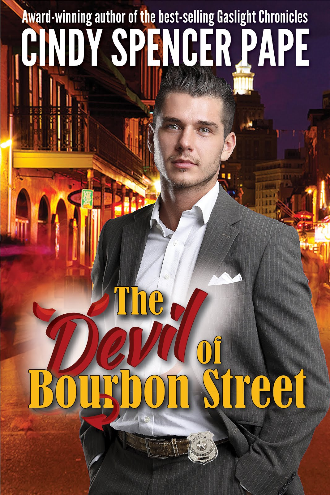 Devil of Bourbon Street