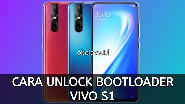 Cara Unlock Bootloader VIVO S1