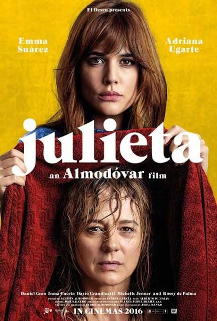 Julieta (2016) Almodóvar