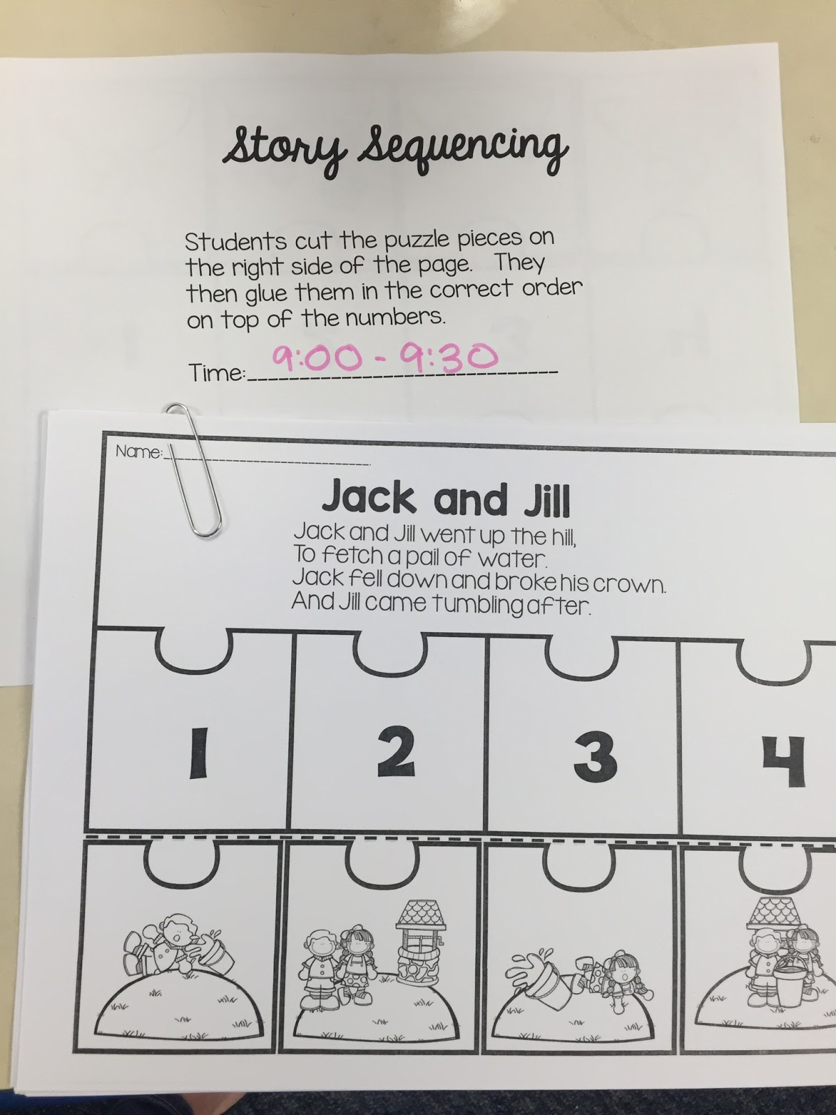 Ms Moran S Kindergarten Kindergarten Sub Plans In A Snap