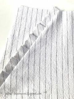 Burda 07 2018 120 Pants Pocket Detail on Sharon Sews Blog