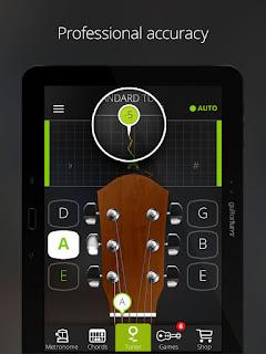 4 Aplikasi Stem Gitar Untuk Android Terbaik