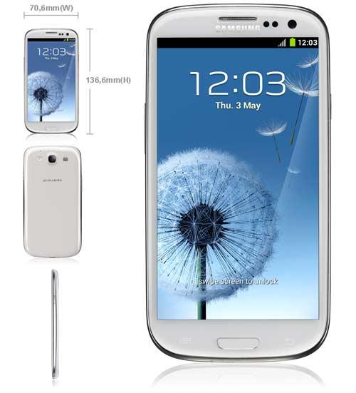 Samsung Android I9300 Galaxy S III