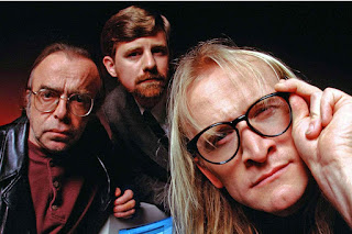 The Lone Gunmen: Frohike, Byers, and Langley