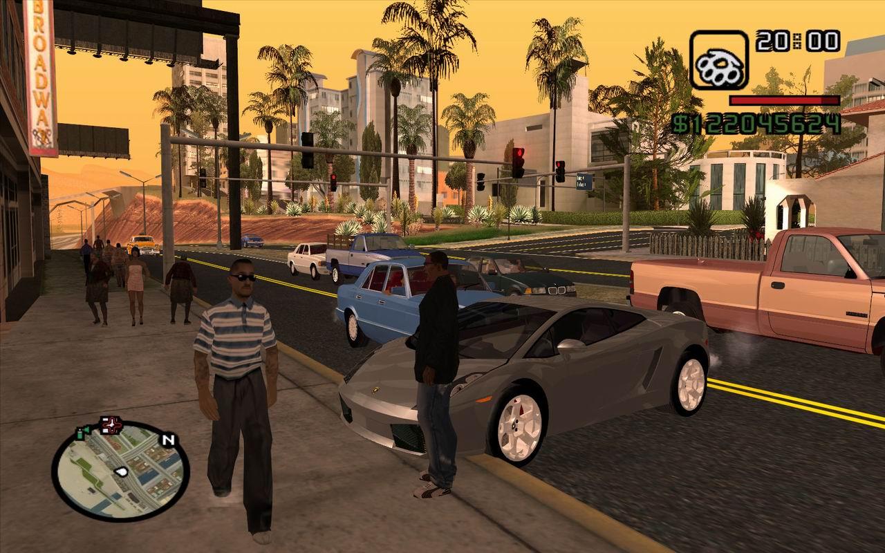 BBM Mod Terbaru & Download Game Gratis: Download GTA: San ...