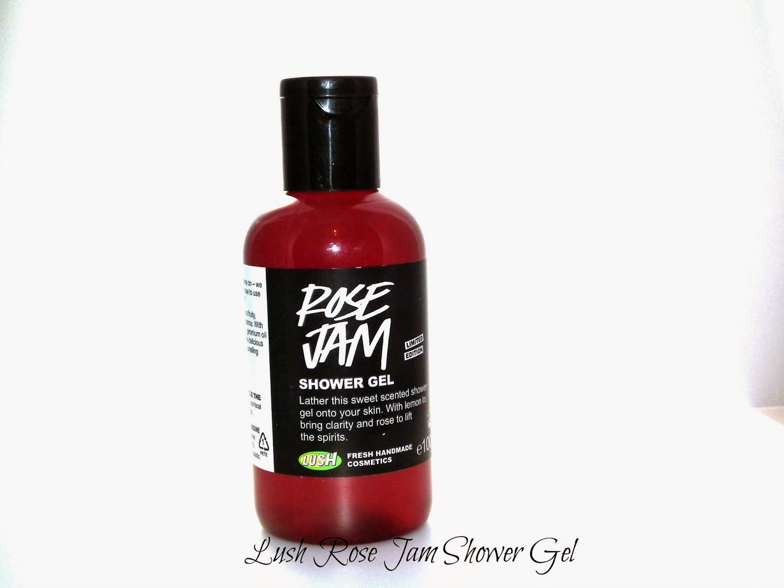 Lush Rose Jam Shower Gel Reviews