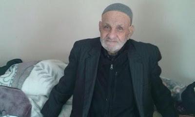 Di Usia 92 Tahun, Pria Palestina Ini Kembali Menjadi Ayah