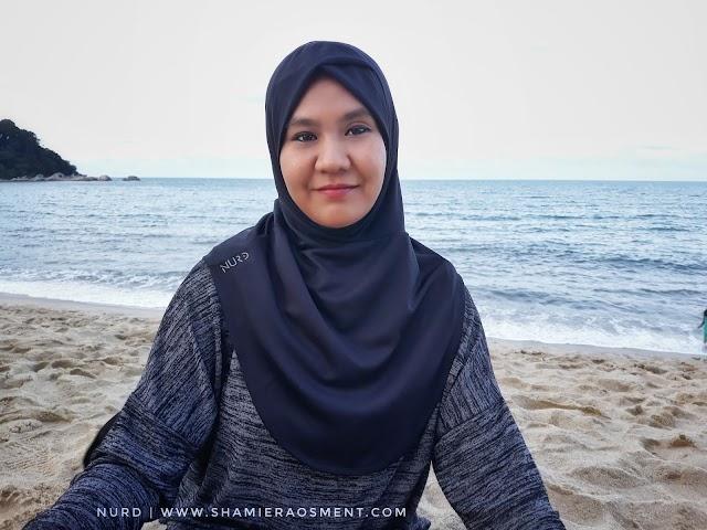 Sports Hijab by NURD